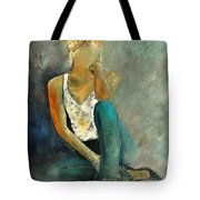 Young Girl 562190 Tote Bag
