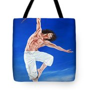Young Lovers Meet- Boy Tote Bag