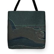 Young Model Serie No 1 Tote Bag