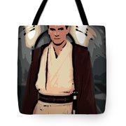 Young Obi Wan Kenobi Tote Bag