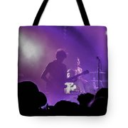 Young The Giant At Stubbs. Tote Bag