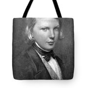 Young Victor Hugo, French Author Tote Bag