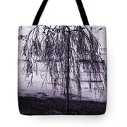 Young Weeper Tote Bag
