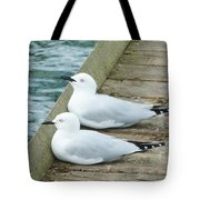 Your Turn To Test The Water Tote Bag