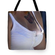 Youthful Expression Tote Bag by Bob Christopher