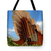 Ysios Winery Spain Tote Bag