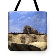Zabriske Point Tote Bag