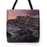 Zabriske Sunset Tote Bag