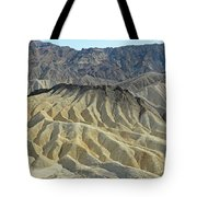 Zabriskie Point Tote Bag