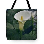 Zantedeshia Aethiopica African Flower Tote Bag