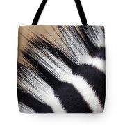 Zebra Equus Quagga Mane, Khama Rhino Tote Bag