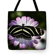 Zebra Longwings Tote Bag