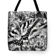 Zebra Wings Tote Bag