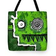 Zeeko - Green Tote Bag