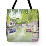 Zhou Zhuang Watertown Suchou China 2006 Tote Bag