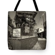 Zimmer Rooms 2 Tote Bag