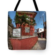 Zimmer Rooms Tote Bag