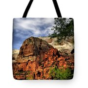 Zion As Water Color Tote Bag