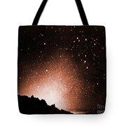 Zodiacal Light Tote Bag