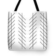 Zoellner Illusion Tote Bag