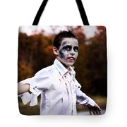 Zombiefied Tote Bag