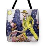 Zoot Suit Tote Bag