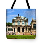 Zwinger Palace - Dresden Germany Tote Bag