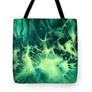 ' Garden Of Light ' Tote Bag