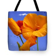 . . Greeting The Sun . . Tote Bag