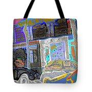 # 12 Paris France Tote Bag
