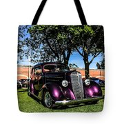 1939 Chevy Coupe Tote Bag