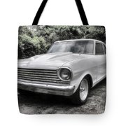 1963 Chevy Nova II Tote Bag