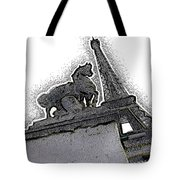 # 4 Paris France Tote Bag