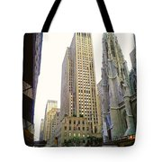 50th Street Tote Bag