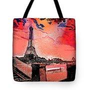 # 9 Paris France Tote Bag