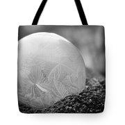 A February Bubble Tote Bag