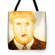 A Run For The Race Tote Bag