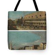 Active Venice Circa  Tote Bag