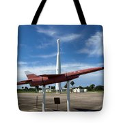 Air Force Museum At Cape Canaveral  Tote Bag