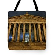 ... And Justice For All Tote Bag
