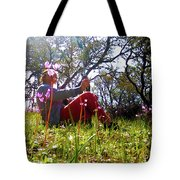 Dramatic View Point-1 Tote Bag
