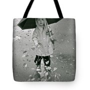 ... Another Rainy Day  Tote Bag