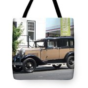 Antique  Car  Tote Bag