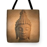Antique Oil Effect Buddha Sukhothai , Tote Bag