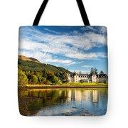 Ardgartan On The Banks Of Loch Long Tote Bag