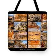 ' Australia Rocks ' - Maria Island - Tasmania Tote Bag