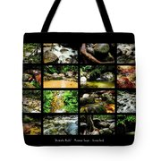 ' Australia Rocks ' Mossman Gorge - North Queensland Tote Bag