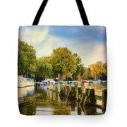 Autumn Day Tote Bag