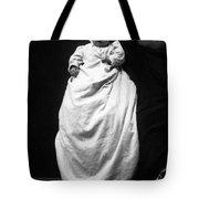 Baby In Long Dress 1903 Black White 1900s Tote Bag
