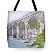 Ballydehob Bridge Ireland Tote Bag